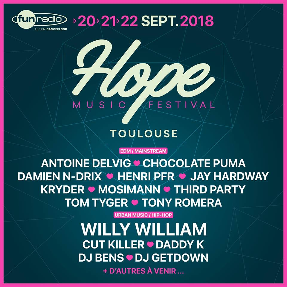 Hope Music Festival (Toulouse)