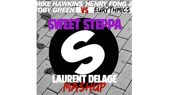 Photo of Mike Hawkins vs Eurythmics- Sweet Steppa (Laurent DELAGE Mashup)