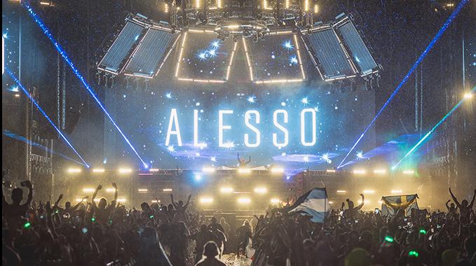 Photo of Alesso Ultra Music Festival Miami 2015