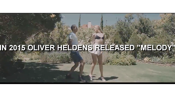 """Photo of """"MELODY"""" BY OLIVER HELDENS WAS MADE BY OTHER DJs?"""