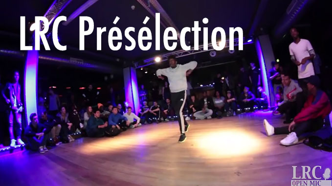 Photo of LRC OPEN MIC – PRESELECTION ELECTRO