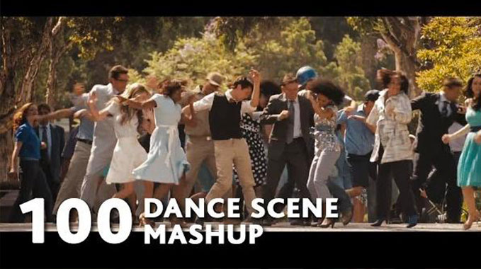 Photo of 100 Movies Dance Scenes Mashup (Mark Ronson-Uptown Funk ft.Bruno Mars)