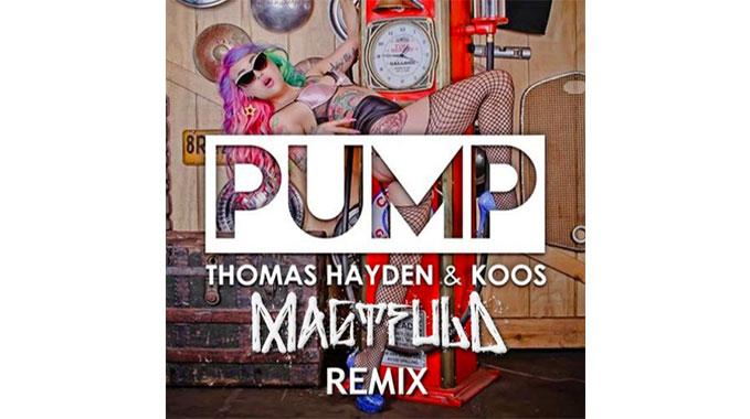 Photo of Thomas Hayden & Koos – PUMP! (Magtfuld Remix)