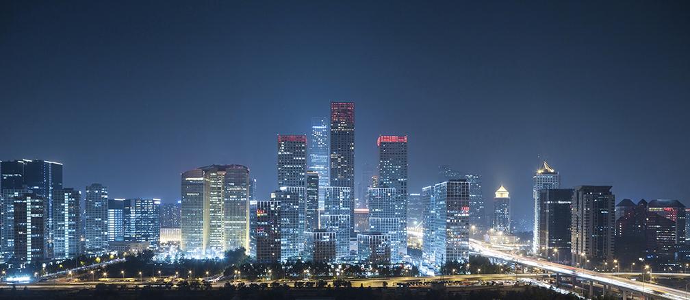 Photo of New York city celebrates new year using lights and lazer