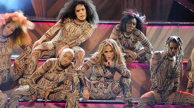 Photo of American Music Awards: l'incroyable performance de Jennifer Lopez (vidéo)