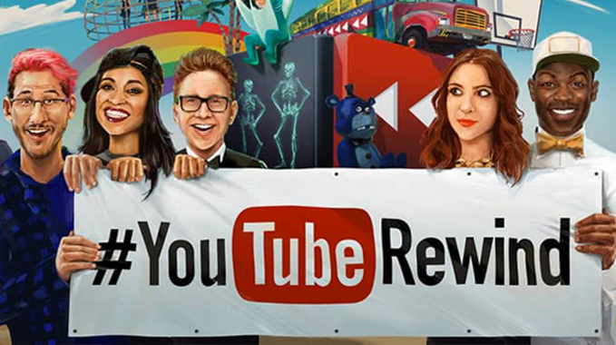 Photo of YouTube Rewind: Now Watch Me 2015   #YouTubeRewind