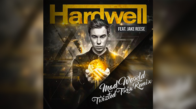 Photo of Hardwell Ft. Jake Reese – Mad World (Twizted Trix Remix)