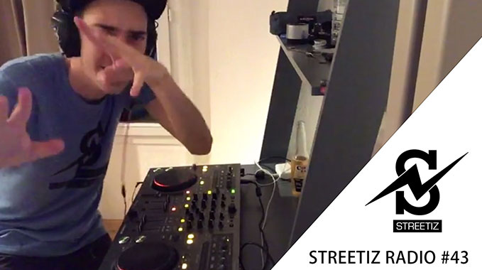 Photo of Streetiz Radio #43 with Philin.Thropy