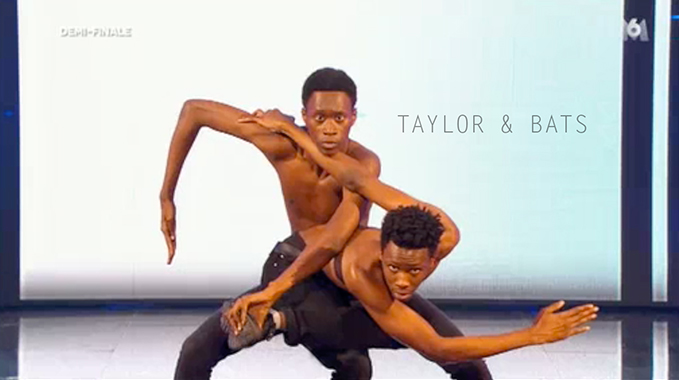 Photo of Incroyable Talent 2016 – Taylor & Bats (Demi-Final)