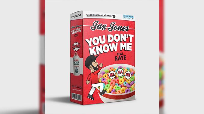 Photo of Jax Jones – You Don't Know Me ft. RAYE