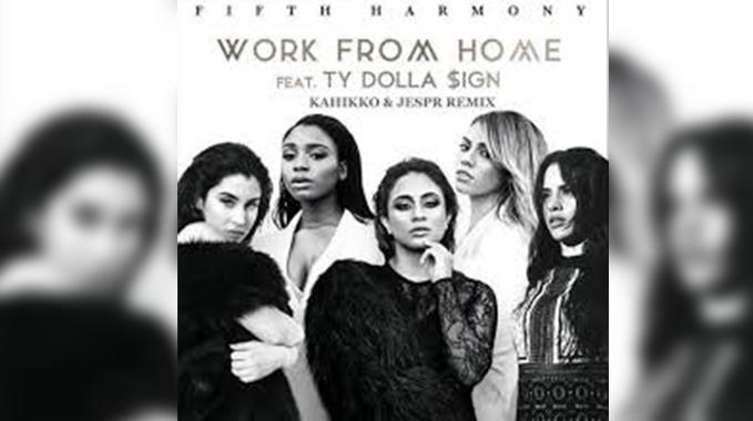 Photo of Fifth Harmony – Work From Home (Kahikko x Jespr Remix)