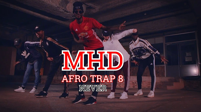 Photo of @Theo_Landji chorégraphie | MHD – NEVER ( afro trap 8 ) @MHDOfficiel