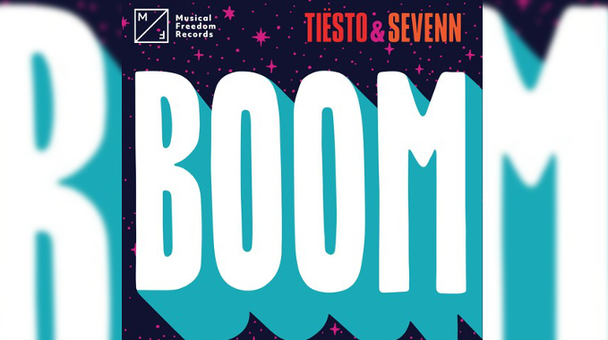 Photo of Tiesto & Sevenn – Boom (Original Mix)
