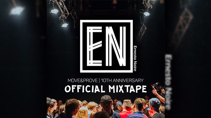 Photo of E.Noire – M&P10 Official Mixtape(preview)