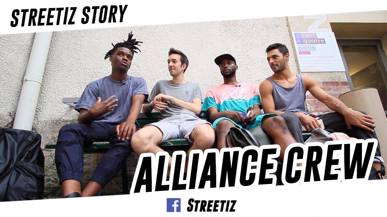 Photo of Streetiz Story – Miel, Crazy & Jordi (Alliance Crew)
