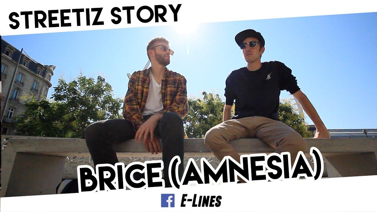 Photo of Streetiz Story – Brice Rouchet (Amnesia)