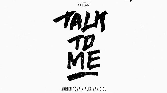 Photo of Adrien Toma x Alex Van Diel – Talk To Me (Official Audio)