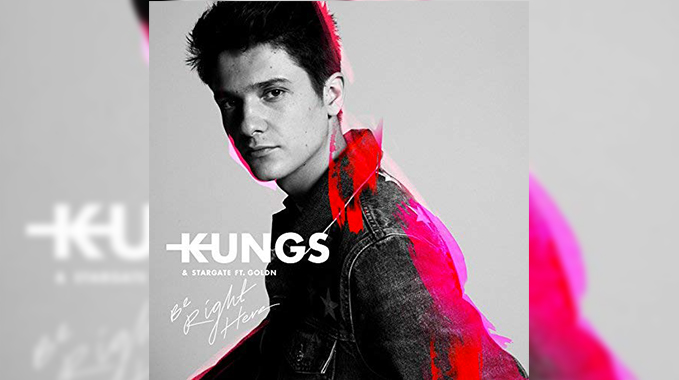 "Photo of Kungs, Stargate – ""Be Right Here"" (Official Video) ft. GOLDN"