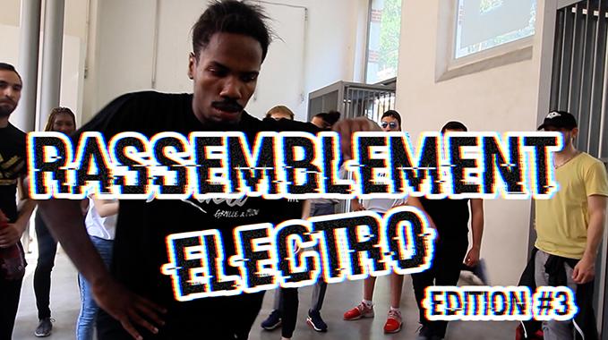 Photo of Rassemblement Electro Edition #3 @104 Paris