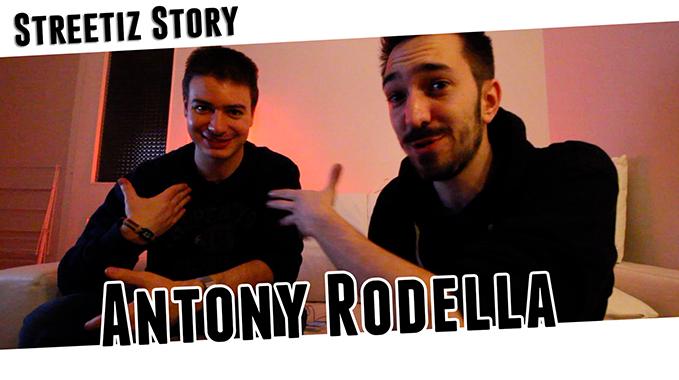 Photo of Streetiz Story – Antony Rodella (Italia)