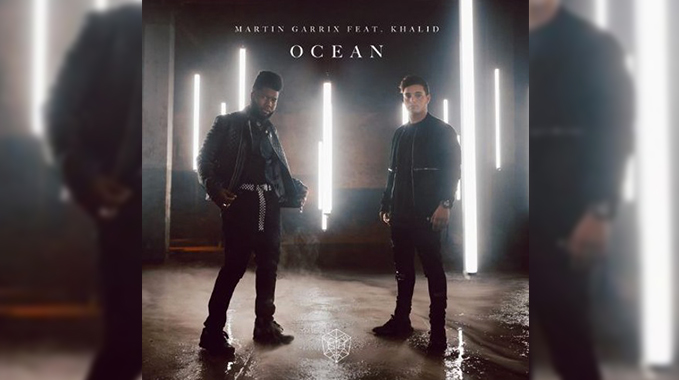 Photo of Martin Garrix Feat. Khalid – Ocean (Domastic Remix)