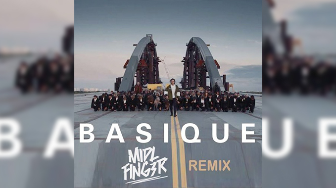 Photo of Orelsan – Basique (Midl Fing3r Remix)