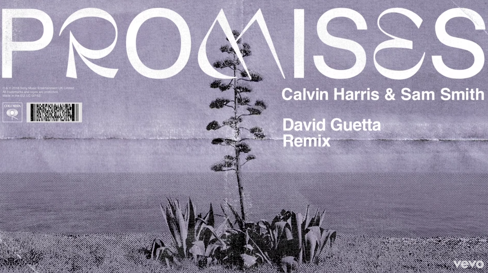 Photo of Calvin Harris, Sam Smith – Promises (David Guetta Remix) (Audio)