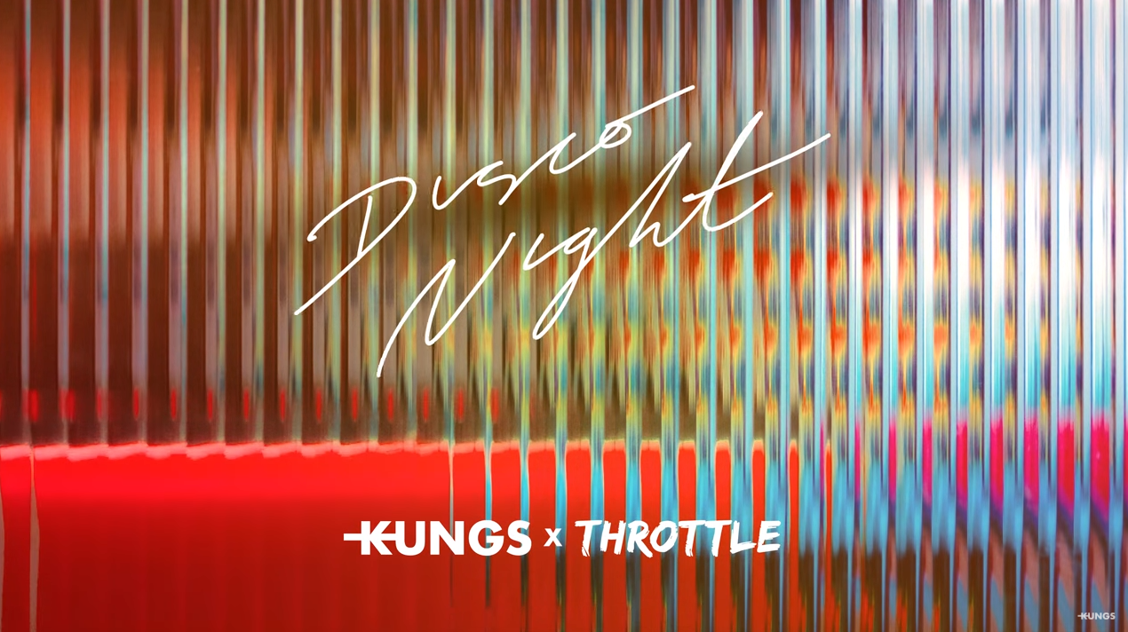 Photo of Kungs x Throttle – Disco Night