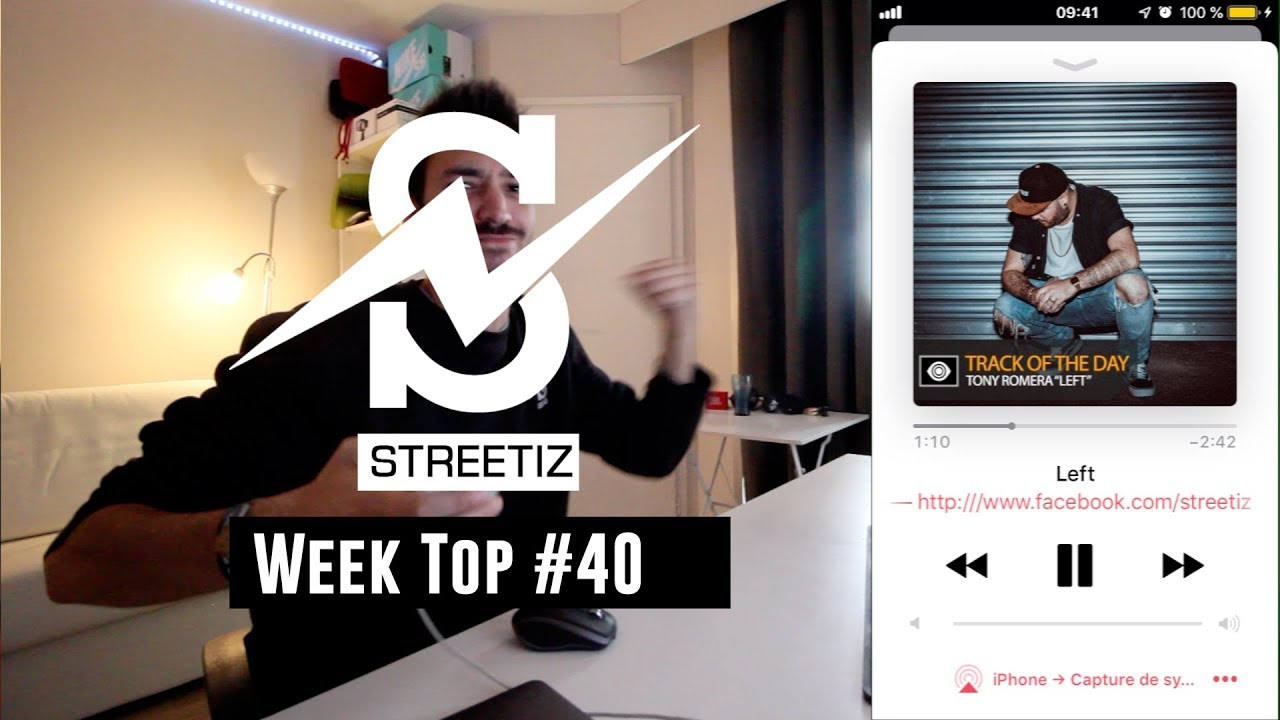 Photo of Streetiz – Week Top #40