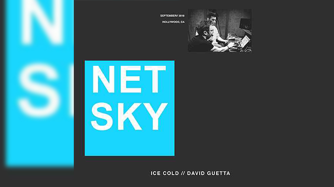 Photo of Netsky & David Guetta – Ice Cold