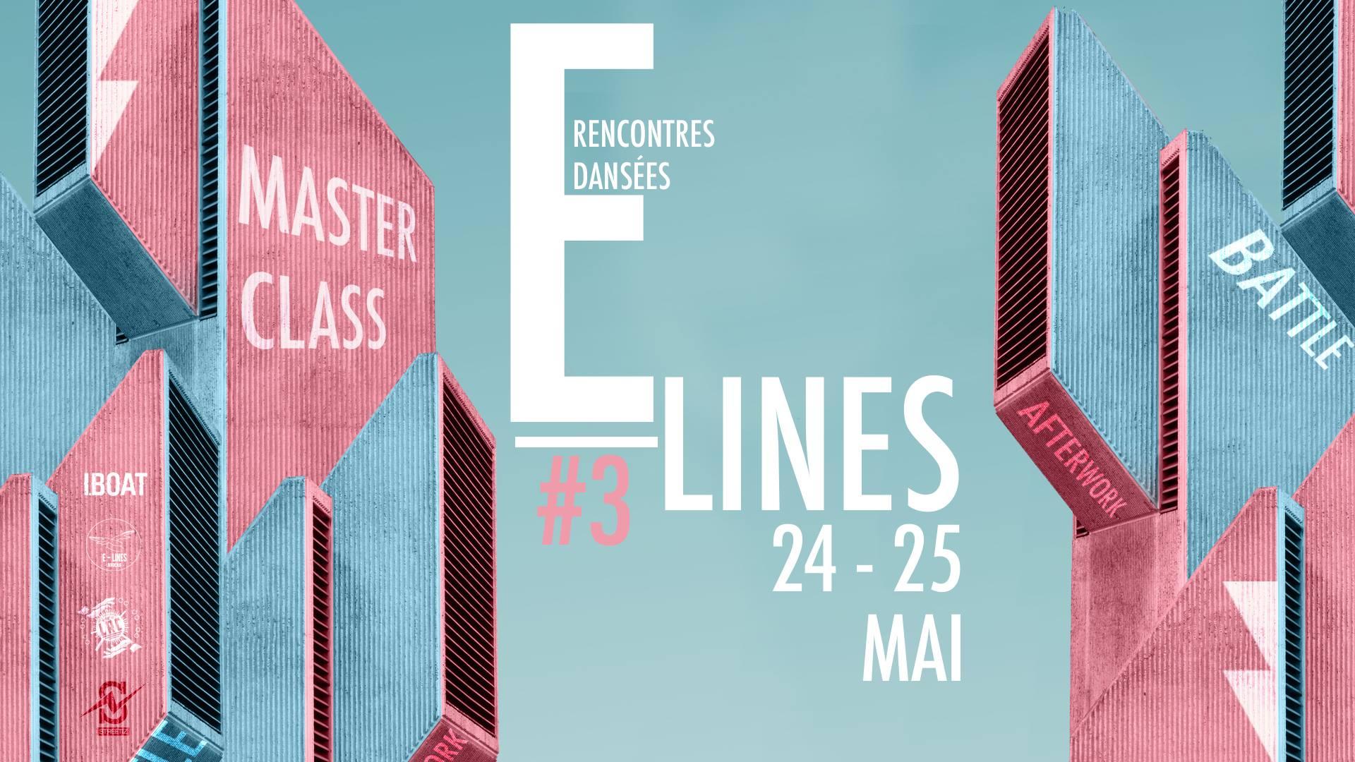 Photo of E-Lines #3 (24/05/19)