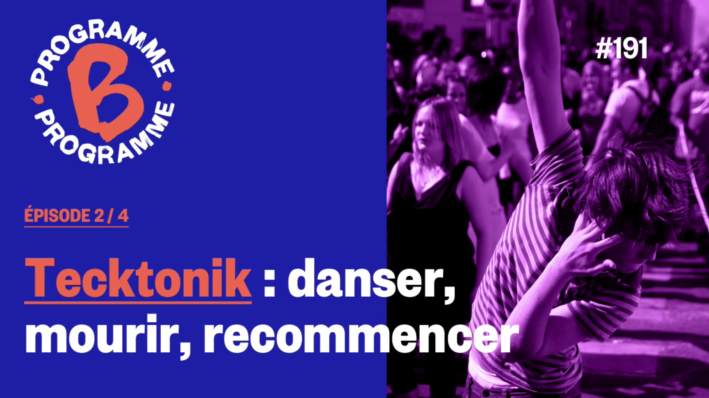 Photo of Tecktonik : danser, mourir, recommencer | Épisode 2