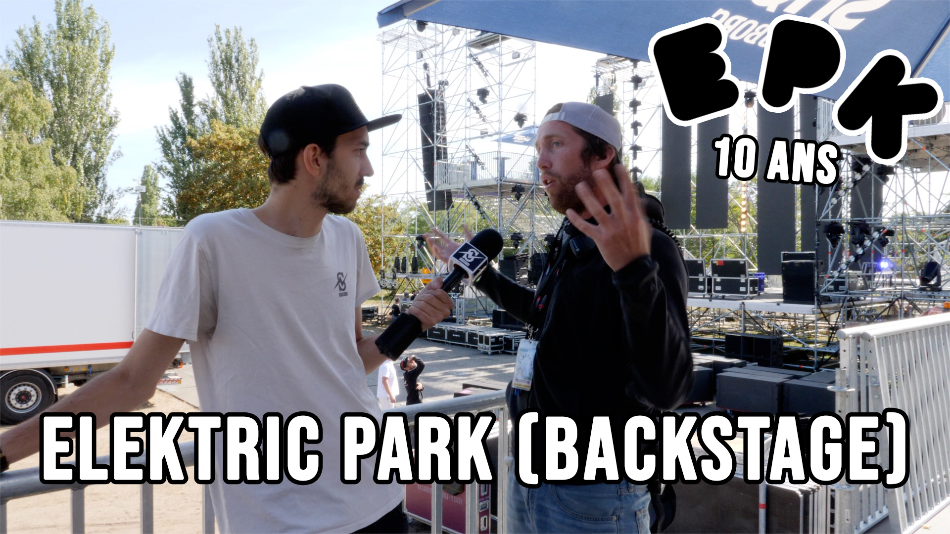 Photo of Elektric Park (10 Ans) (Backstage)