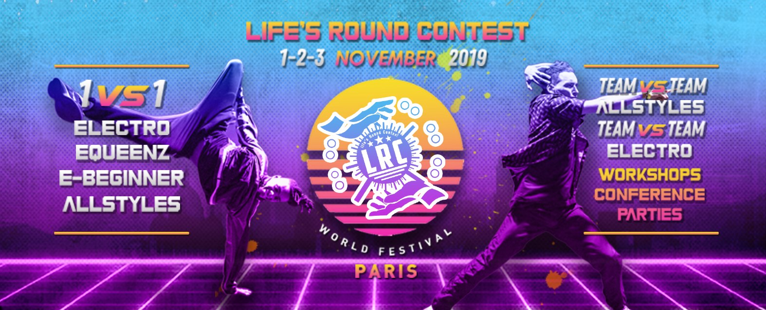 Photo of LRC World Festival 2019 – Programme