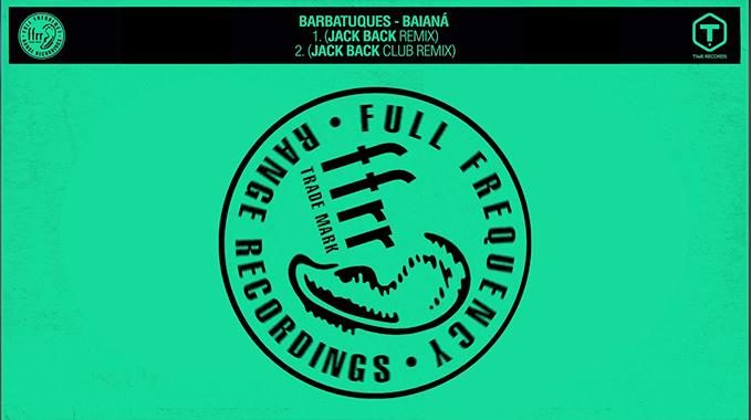 Photo of Barbatuques – Baianá (Jack Back Club Remix)