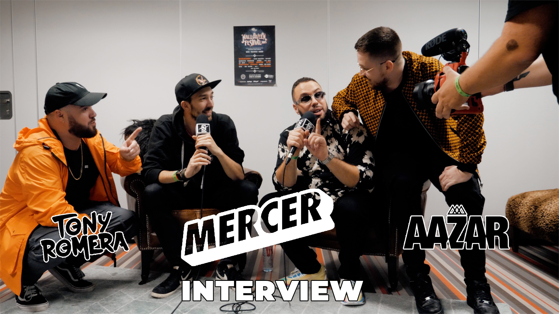 Photo of Mercer & Friends – Halloween Festival (Interview)
