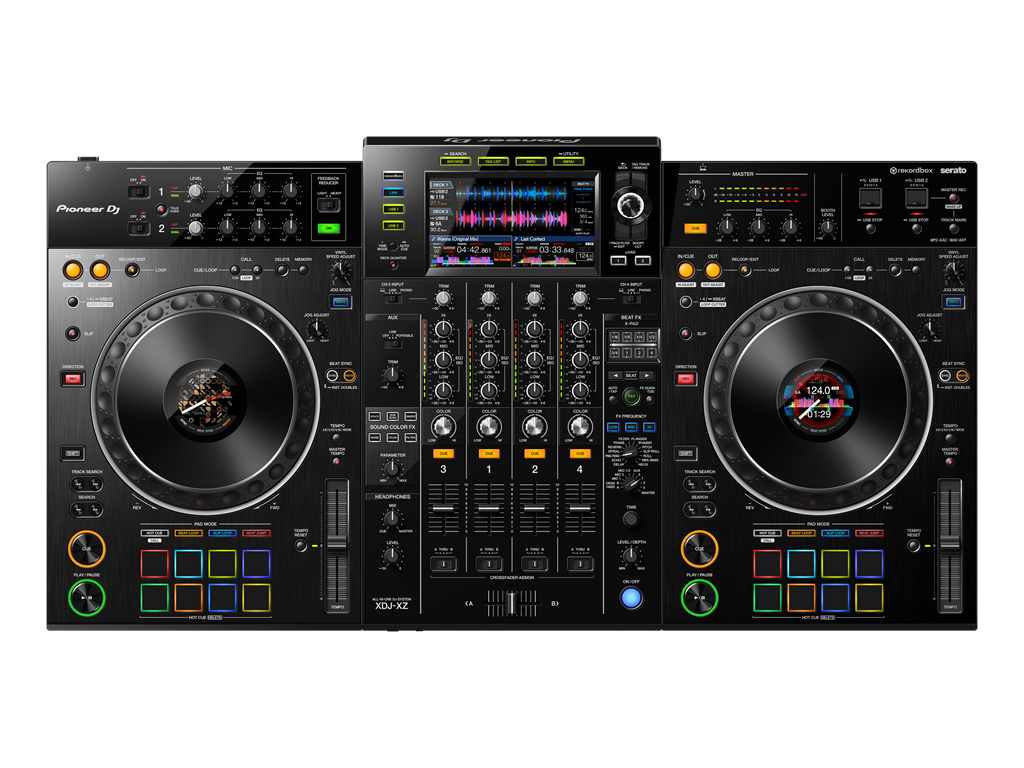 Photo of Pioneer DJ XDJ-XZ (2199€)