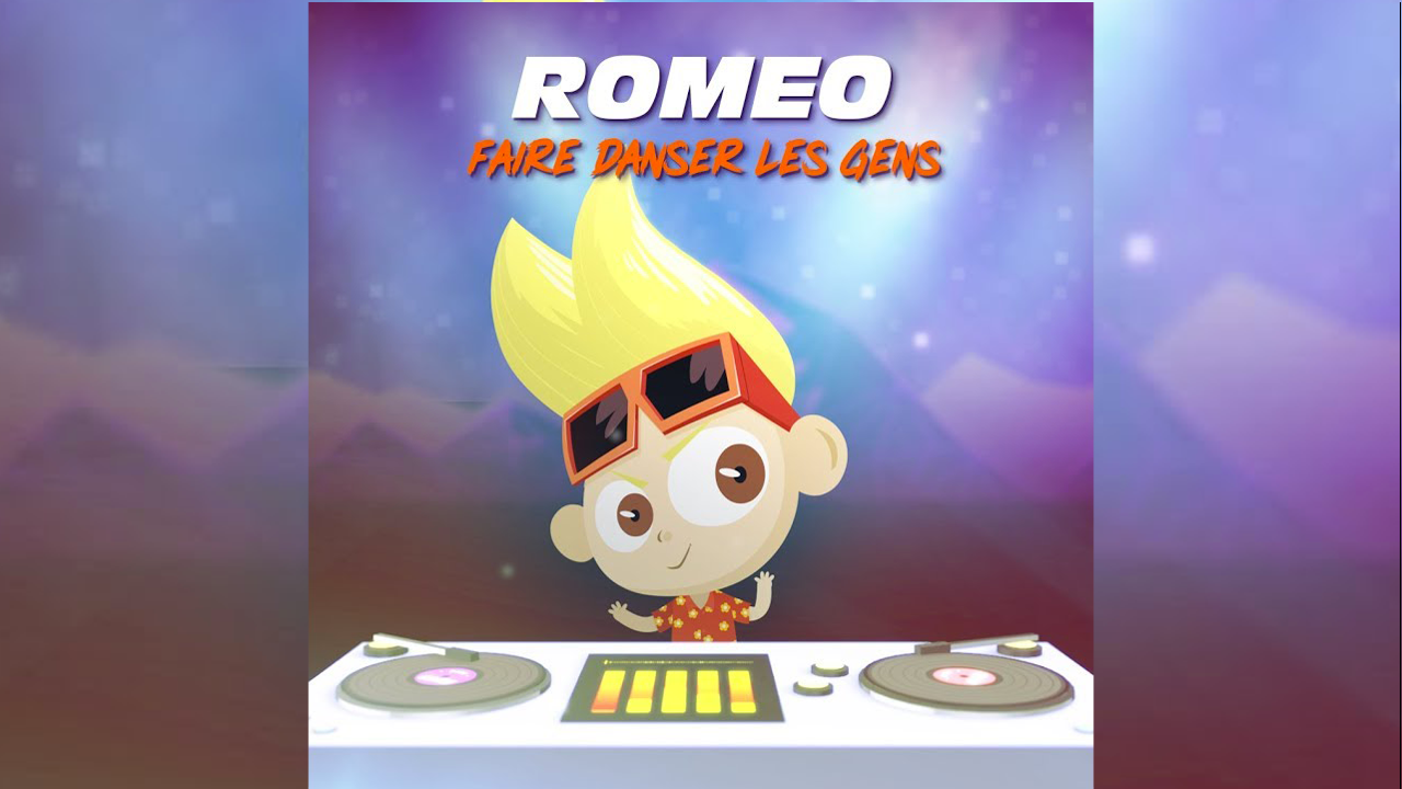 Photo of ROMEO – FAIRE DANSER LES GENS