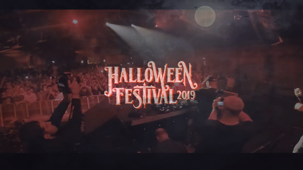 Photo of Tony Romera @ Halloween Festival Paris 2019 [Live]