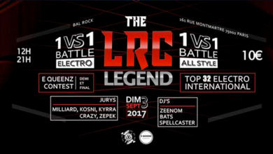 Photo of LRC Legend 2k17 (Paris)