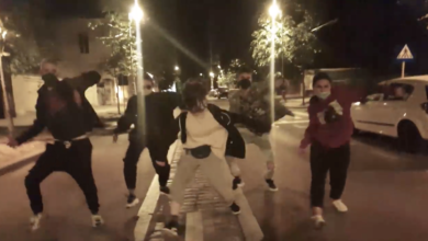 Photo of Unity Squad – Electro Freestyle in the street