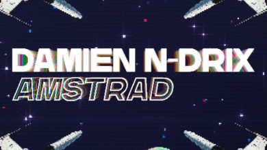 Photo of Damien N-Drix – Amstrad (Original Mix)