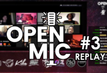 Photo of Open Mic #3 Replay